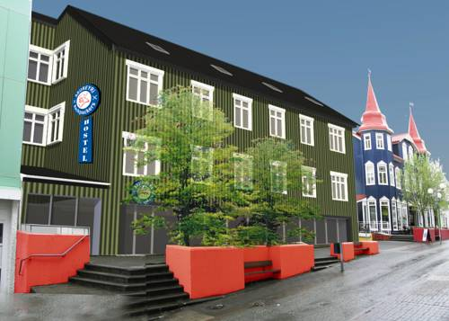 Akureyri Backpackers - Akureyri Hotel