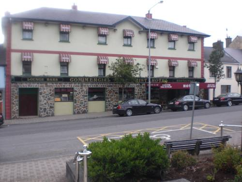 Commercial and Tourist Hotel - Carrick-on-Shannon Hotel