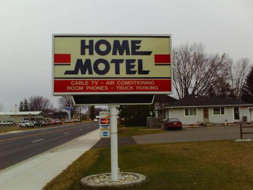 Home Motel Abbotsford - Abbotsford Hotel