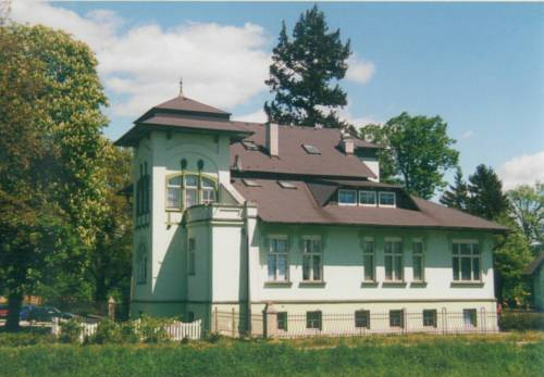 Pension Habermannova Vila - Bludov Hotel