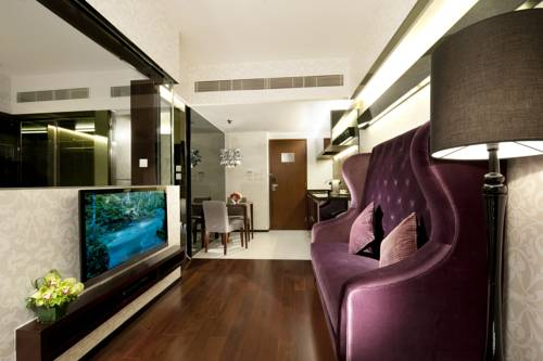The Mercer Boutique Hotel - Hong Kong Hotel